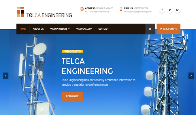 Telca Engineering