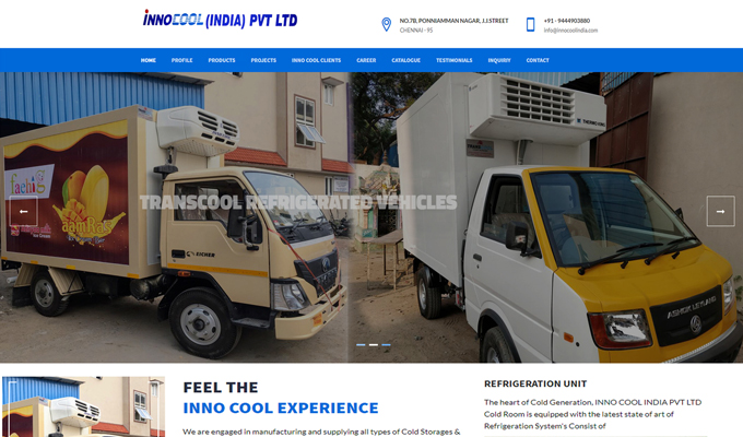 Inno cool India Pvt Ltd